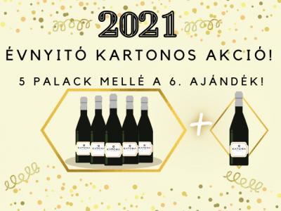 2021-es évindító AKCIÓ!