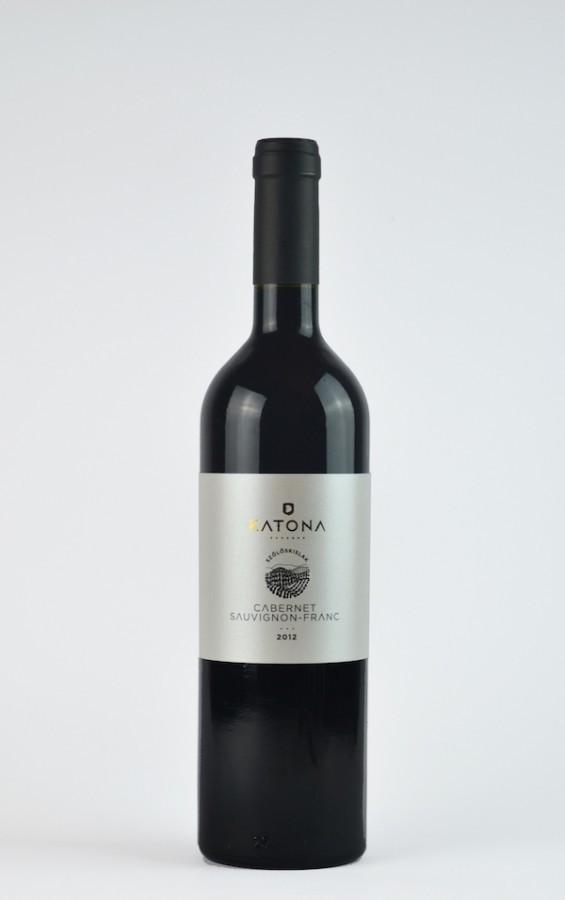 Cabernet Sauvignon – Franc 2012